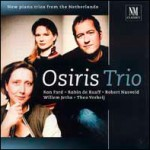 New piano trio's from The Netherlands